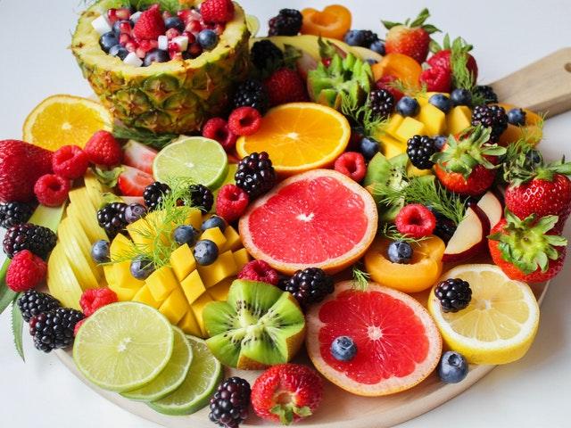 Gyümölcsök játék